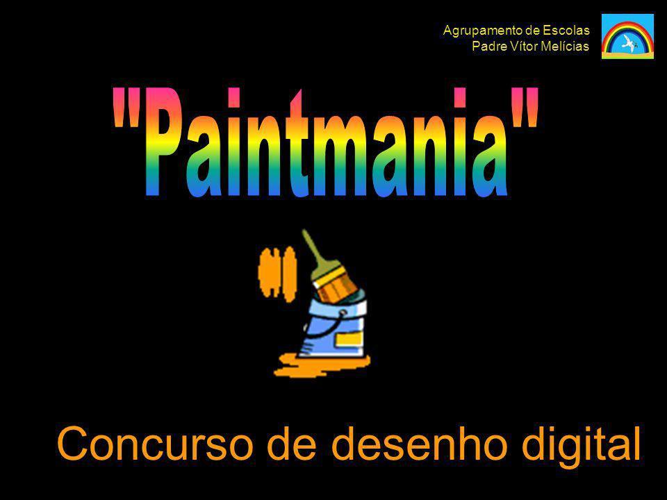 Concurso de desenho digital Agrupamento de Escolas Padre Vítor Melícias