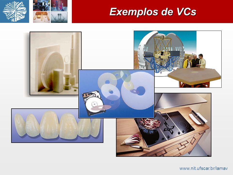 www.nit.ufscar.br/lamav Exemplos de VCs