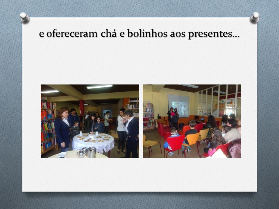 Turbilhão de Poesia No Dia Mundial da Poesia houve ainda a atividade dinamizada pela Prof.