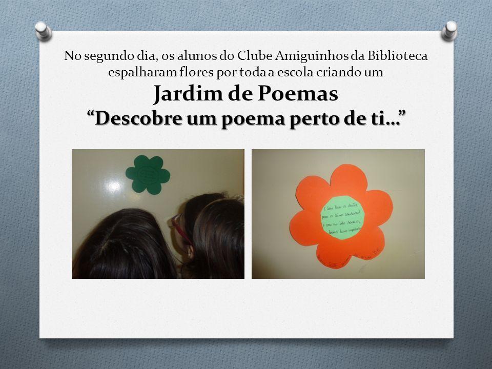 No Dia do Pai houve Histórias na Biblioteca Escolar de São Simão de Litém…