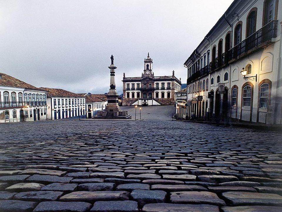 Matriz de Nossa Senhora do Pilar, padroeira de Ouro Preto