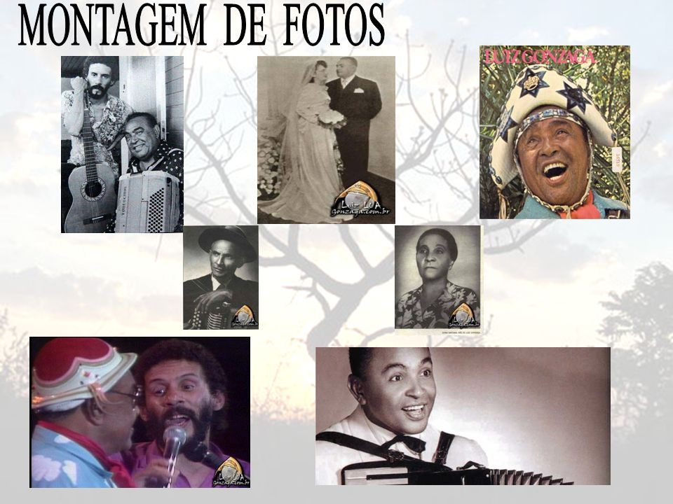 Luiz Gonzaga (1912-1989) foi um músico brasileiro.