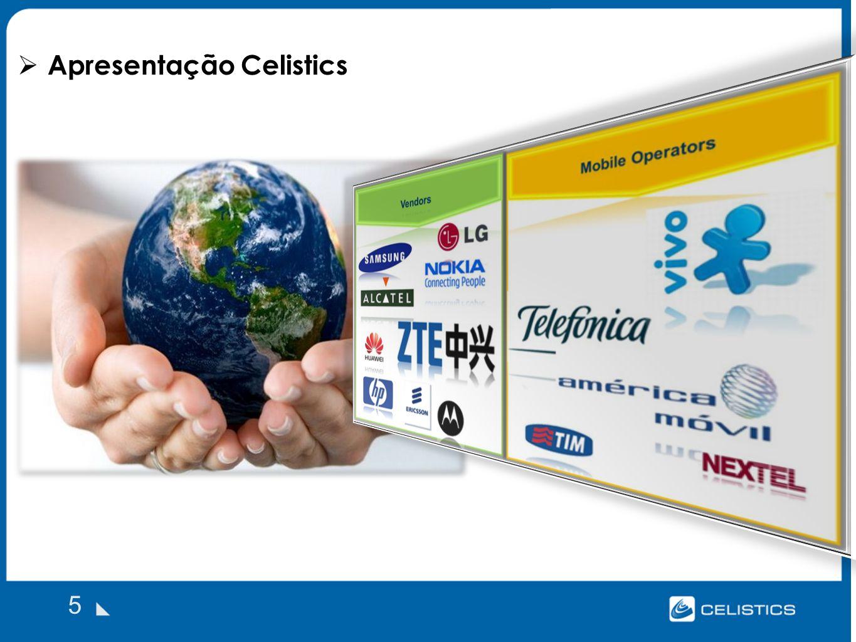 Apresentação Celistics 5