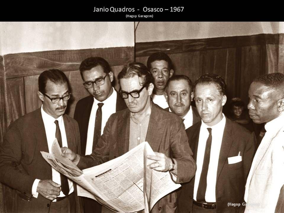 Janio Quadros em Osasco