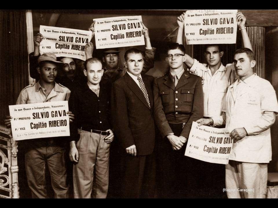 Fala: Ulysses Guimarães ao promulgar a nova constituição 1988