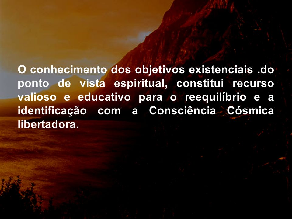 A reencarnaçâo é oportunidade de incomparável significado para o espírito que delinqüiu, que se evade da responsabilidade, que se anestesia no prazer ou se homizia na inutilidade.
