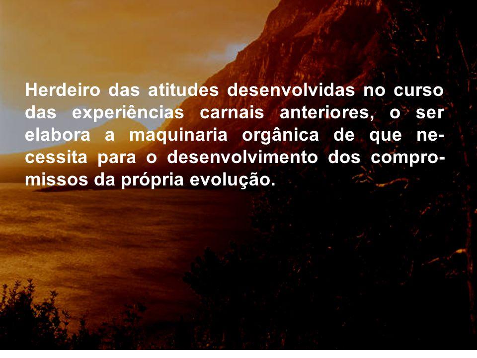 O conhecimento dos objetivos existenciais.do ponto de vista espiritual, constitui recurso valioso e educativo para o reequilíbrio e a identificação com a Consciência Cósmica libertadora.