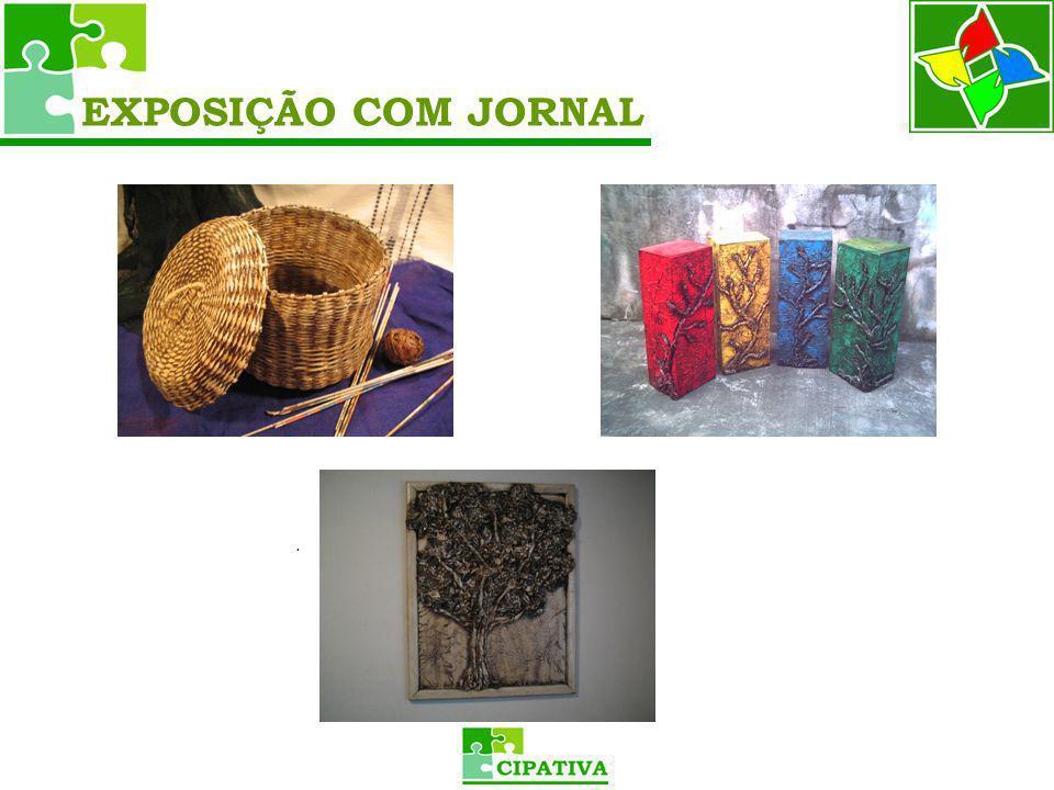 . EXPOSIÇÃO COM JORNAL