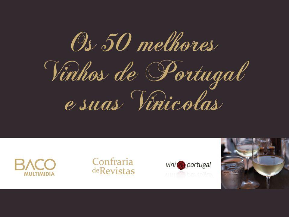 A BACO Multimídia e Confraria de Revistas, em parceria com a ViniPortugal, que finalizou o trabalho para escolha de Os 50 melhores vinhos de Portugal para o Brasil, têm o prazer de propor o projeto que se segue.