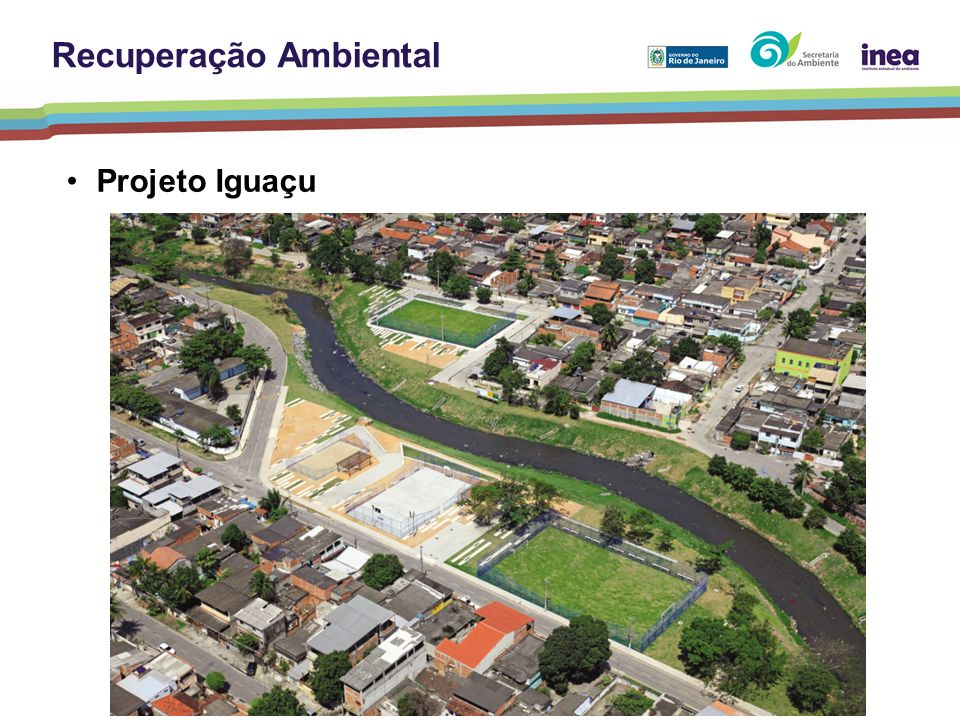 Projeto Iguaçu Recuperação Ambiental