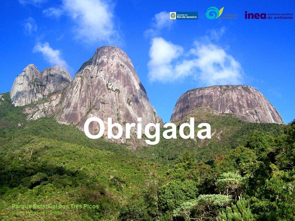Obrigada Parque Estadual dos Três Picos (Foto: Hugo de Castro)