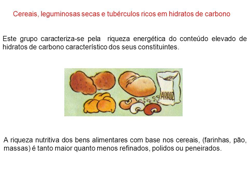 Leite e Derivados Os alimentos deste grupo são ricos em prote í nas, l í pidos e sais minerais, principalmente c á lcio. Estes alimentos são indispens