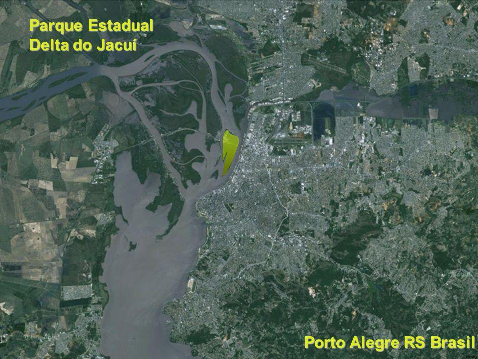 Porto Alegre Parque Estadual Delta do Jacuí Porto Alegre RS Brasil
