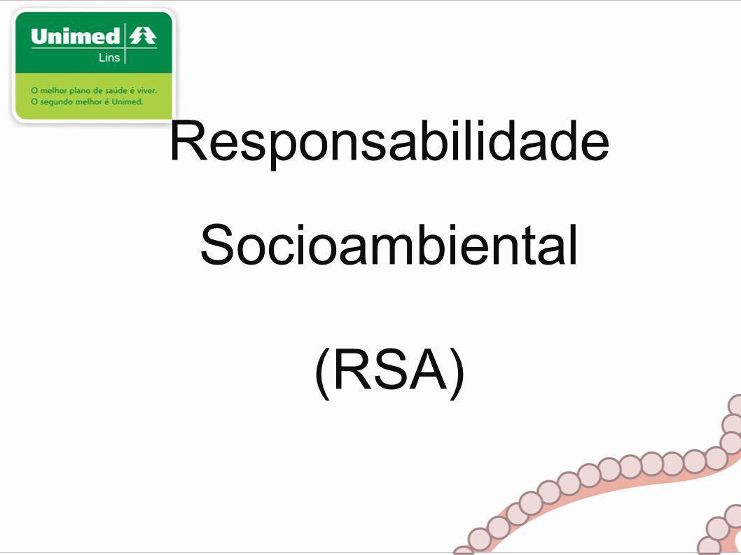 Responsabilidade Socioambiental (RSA)