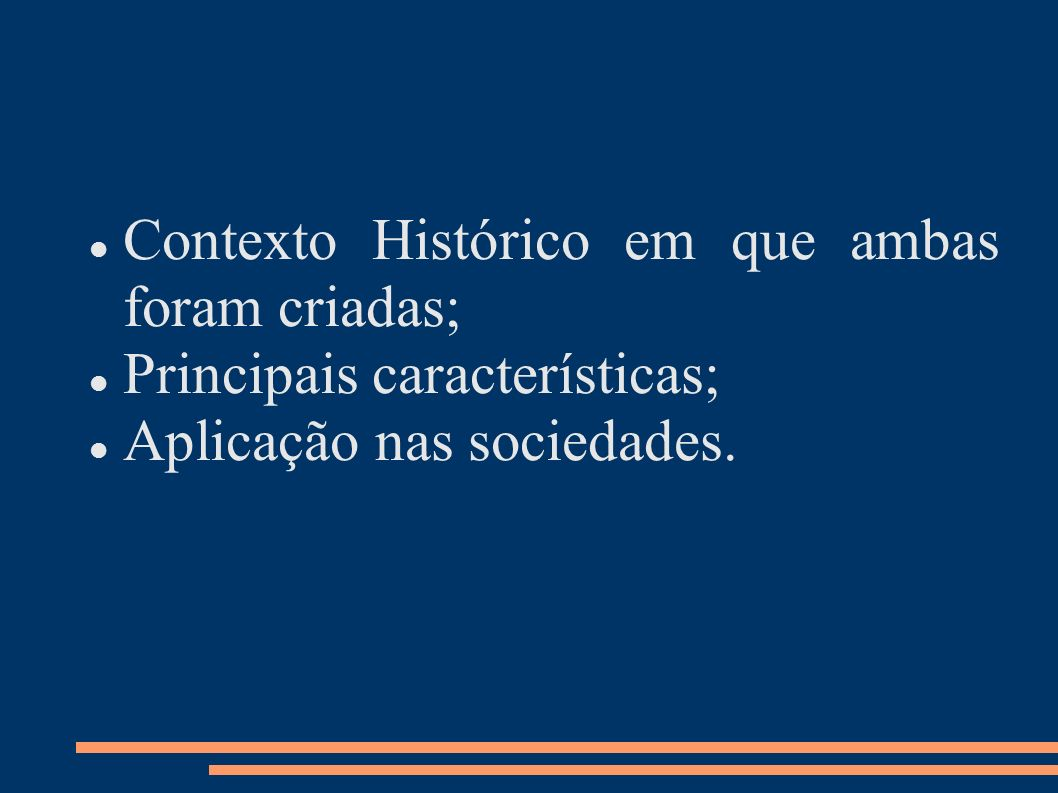 Constituição de 1824 Criada pelo Imperador D.