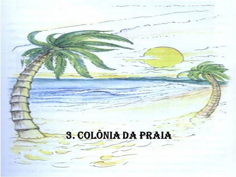 7. COLÔNIA RAIOS DO AMANHECER