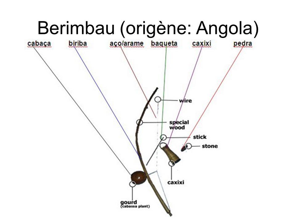 Berimbau (origène: Angola)