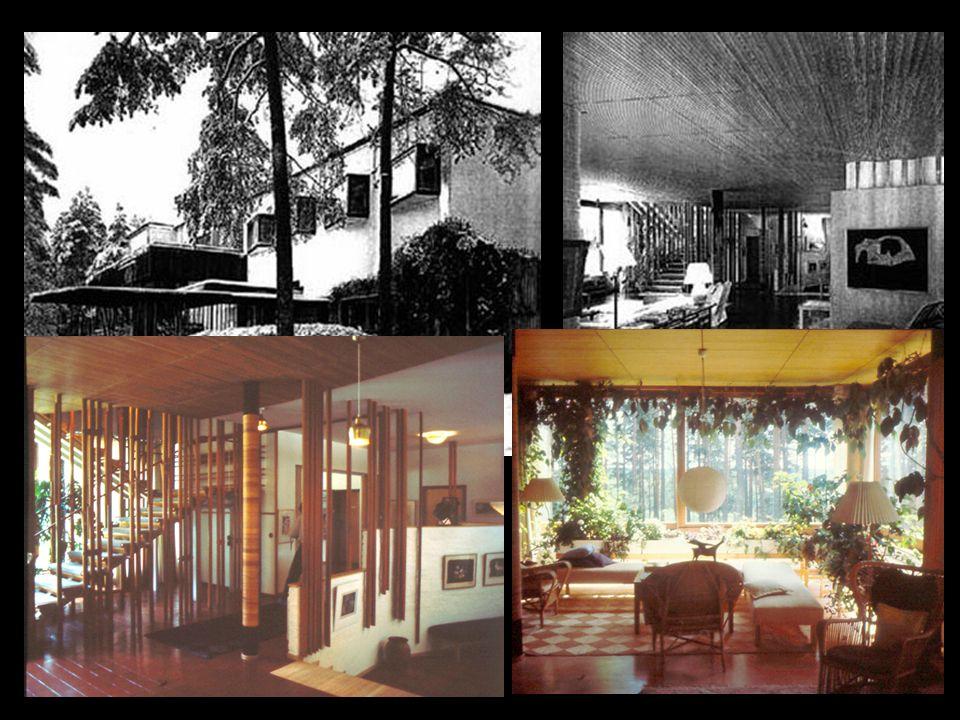 O mobiliário que Aalto havia projetado em conjunto com Aino e Otto Korhonen também estava a ter compradores.