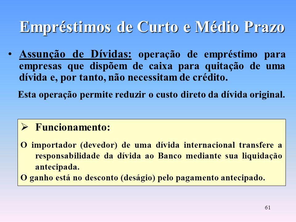 60 Repasse de Recursos Externos: repasse de recursos contratados por meio de captações em moeda estrangeira efetuada pelos bancos comerciais e múltipl