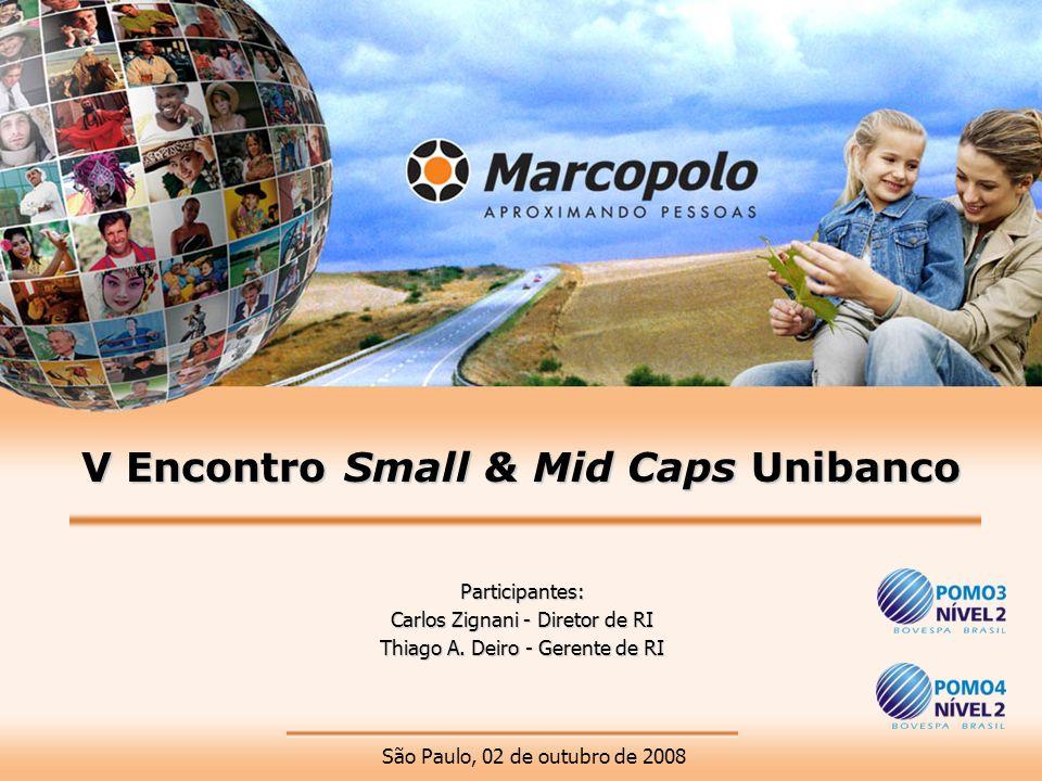 52 FUNDAÇÃO MARCOPOLO Criada em 1988.