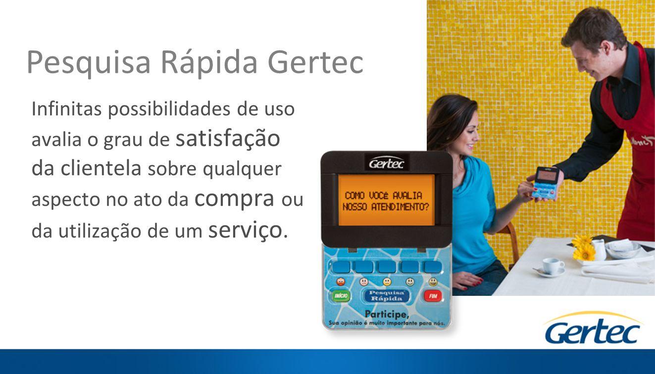 Infinitas possibilidades de uso avalia o grau de satisfação da clientela sobre qualquer aspecto no ato da compra ou da utilização de um serviço.