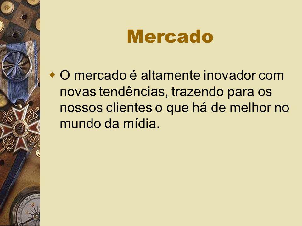 Estratégica de Marketing O nosso objetivo de conquistar primeiramente o sucesso nacional foi alcançado, e agora nossa meta é ingressarmos no mercado internacional, para este ano o nosso maior objetivo é fechar negociações com candidatos da América Latina e assim iniciarmos a nossa caminhada rumo ao sucesso internacional.
