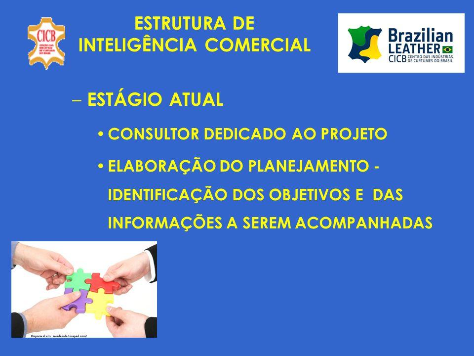 INTELIGÊNCIA COMERCIAL – DIFUSÃO DA INFORMAÇÃO E-MAIL NEWSLETTER RSS SITE BRAZILIAN LEATHER www.cicb.com.br IMPRENSA REDES DE COLABORAÇÃO