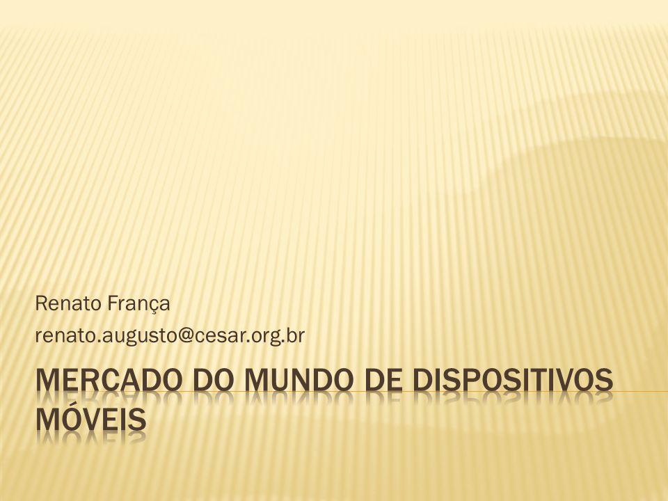 Renato França renato.augusto@cesar.org.br