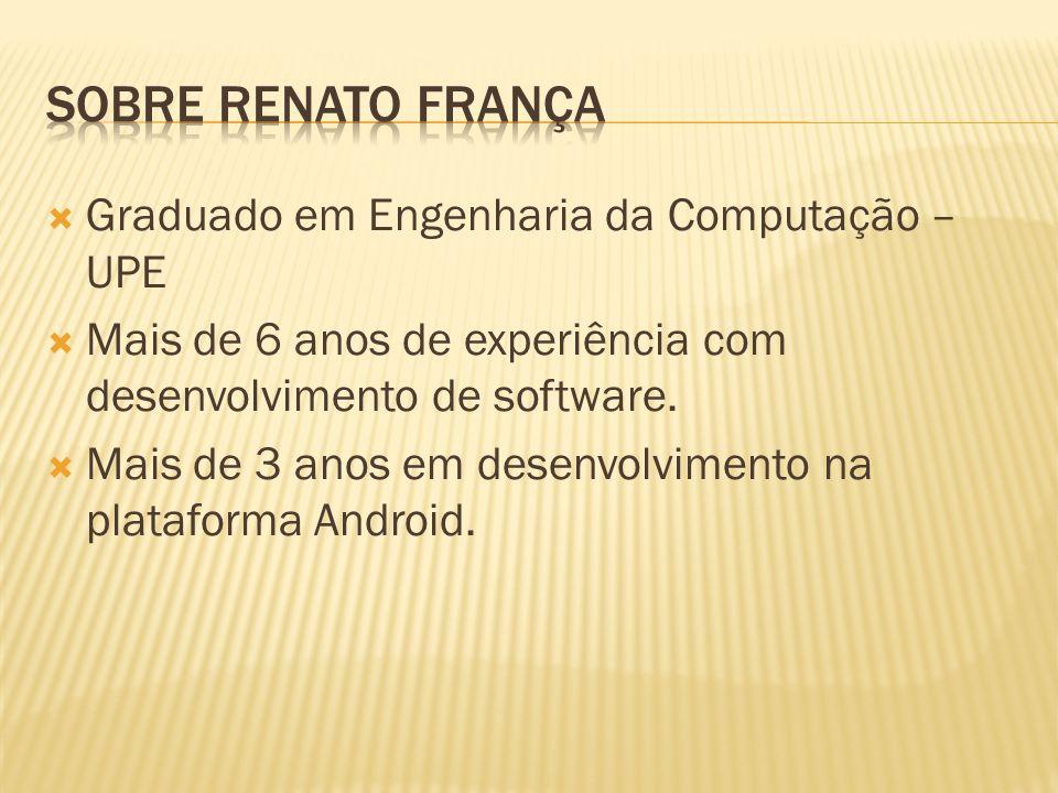 Conceito de Mobilidade Um pouco da história Evolução dos dispositivos móveis Introdução ao mercado móvel Protagonistas do mercado atual IOS Android Markets Mercado no Brasil O mercado e você!