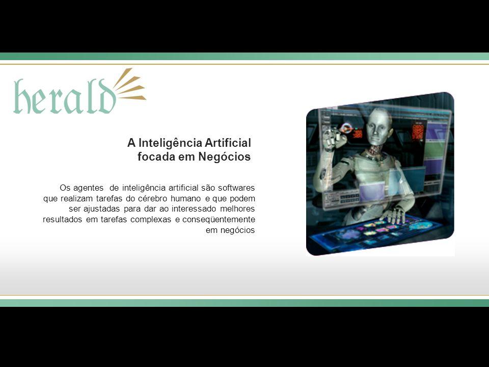 Os agentes de inteligência artificial são softwares que realizam tarefas do cérebro humano e que podem ser ajustadas para dar ao interessado melhores