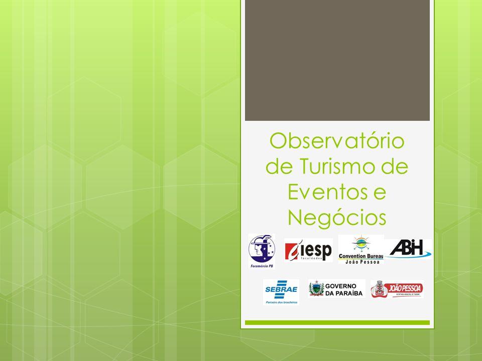 Observatório de Turismo de Eventos e Negócios