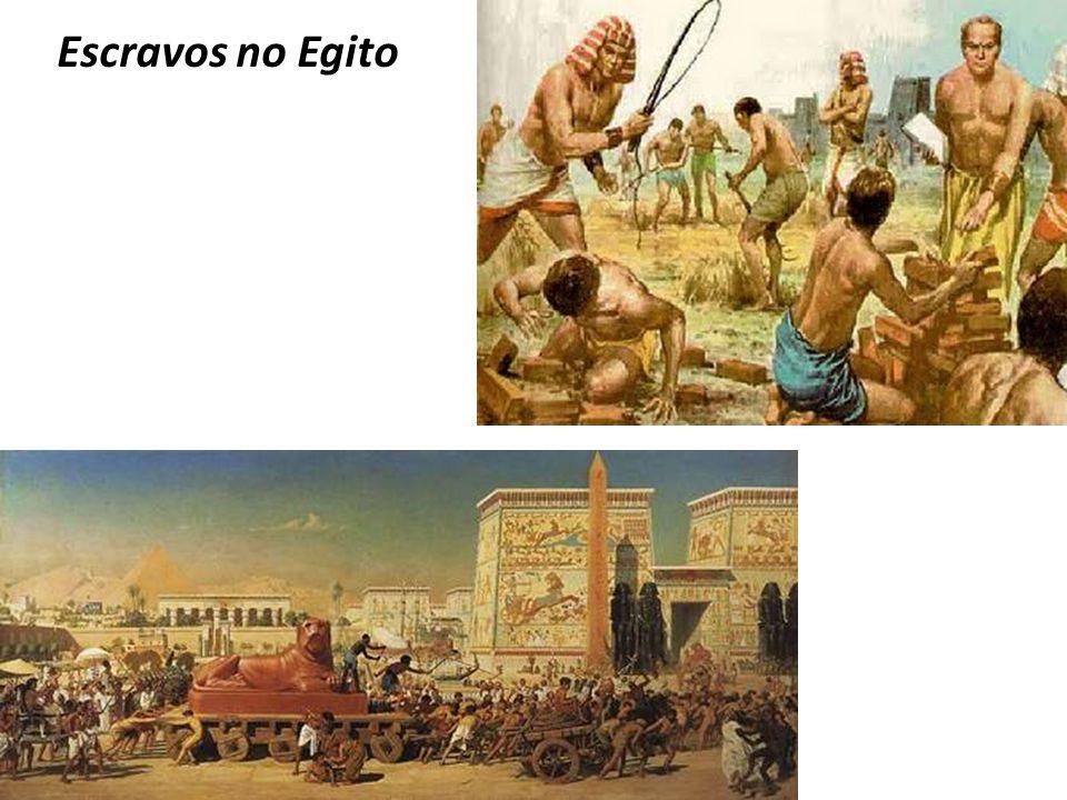 Escravos no Egito