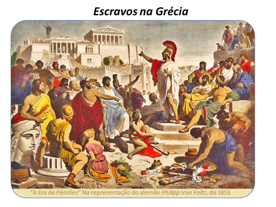 Escravos na Grécia