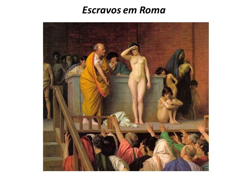 Escravos em Roma