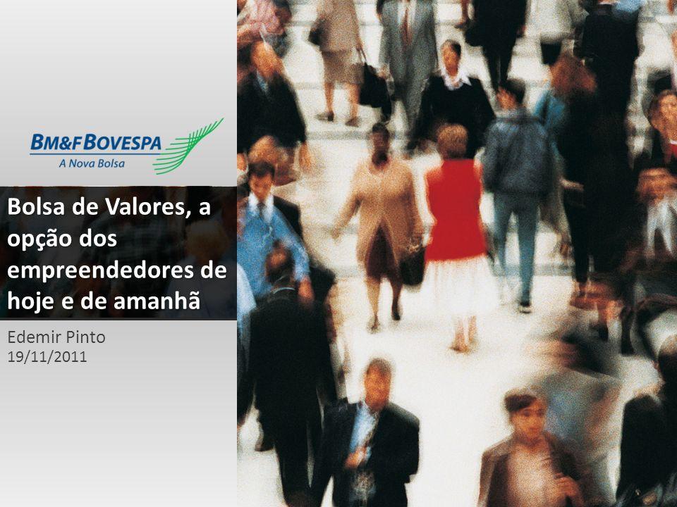 *2011 – até Setembro Evolução de Pessoas Físicas Início da popularização Os investidores individuais são parte relevante do mercado…