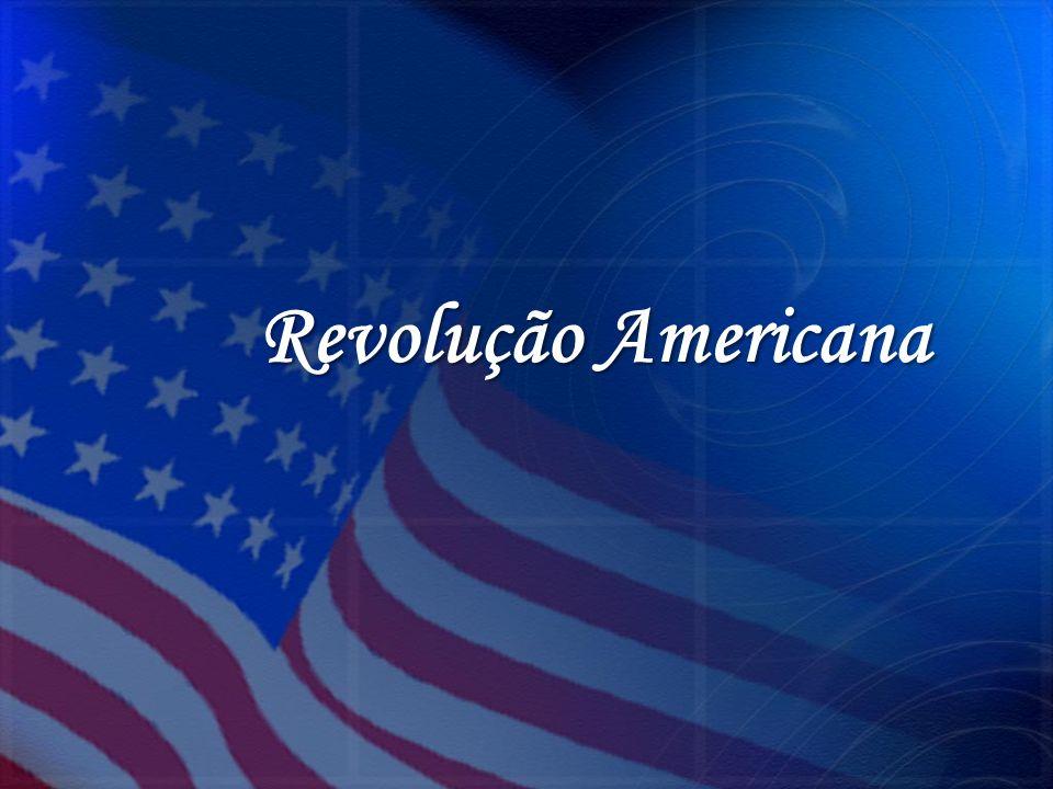 Definição: Movimento que inspirado nos princípios iluministas determinou o fim do domínio da Inglaterra sobre as chamadas 13 colônias americanas (atualmente EUA).Quando: 1776 A Guerra da Independência dos Estados Unidos da América é constituída por guerras contra o domínio inglês durante a Revolução Americana.
