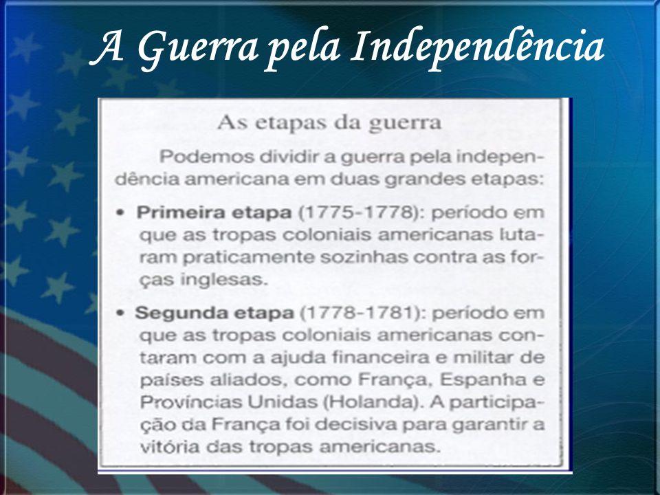 A Guerra pela Independência