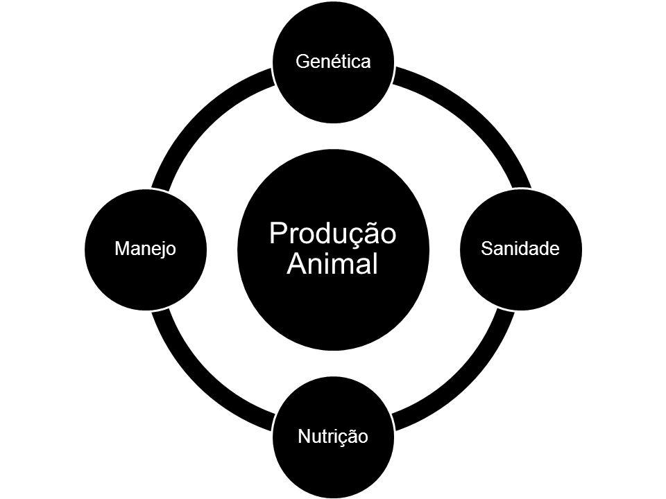 Produção Animal GenéticaSanidade Nutrição Manejo