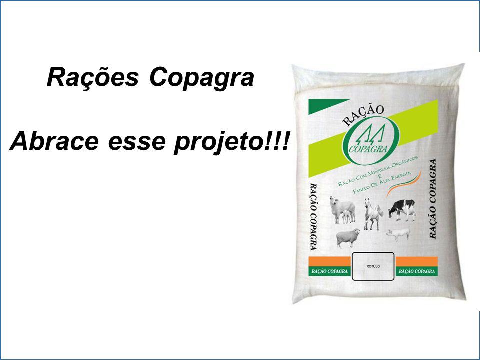 Rações Copagra Abrace esse projeto!!!