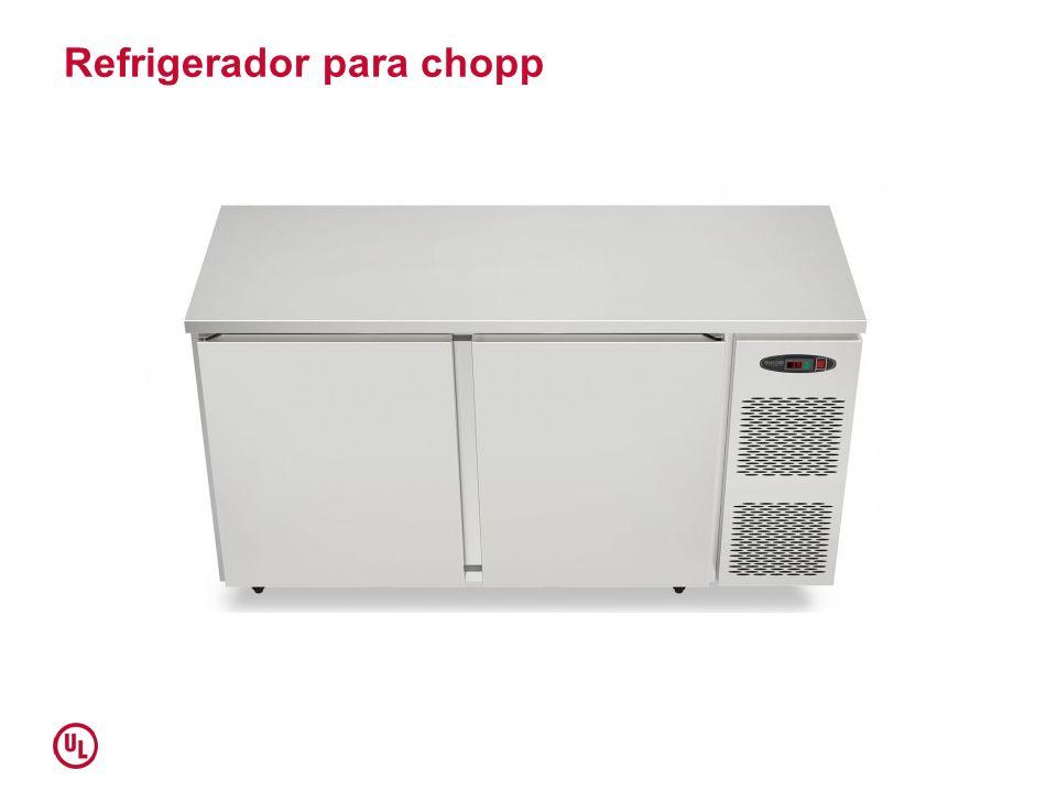 Refrigerador para chopp