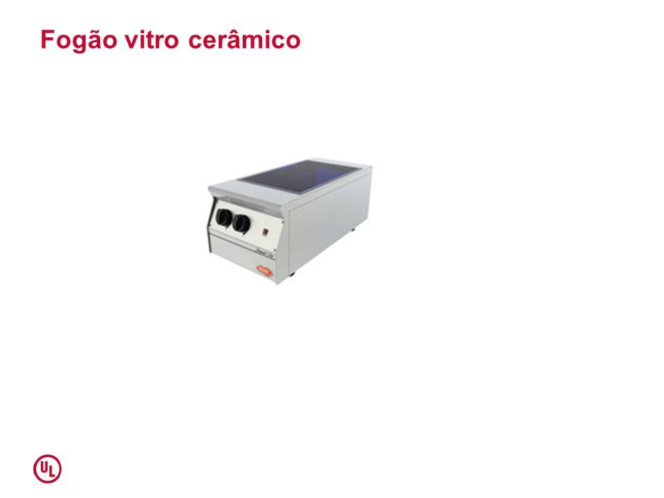 Fogão vitro cerâmico