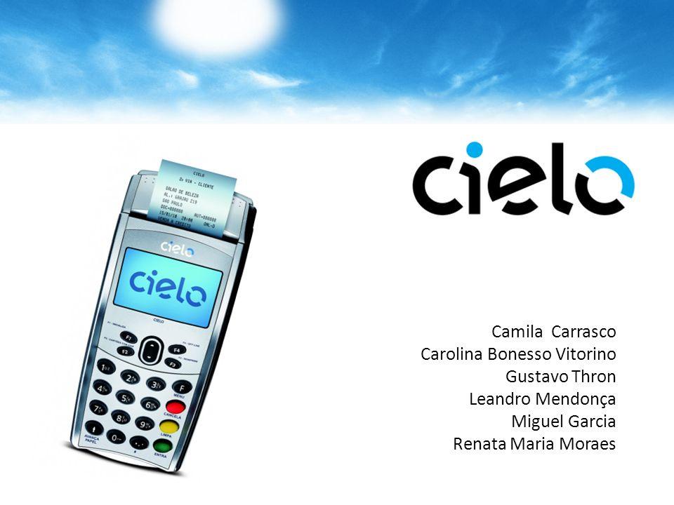 Cielo - A maior rede de pagamentos eletrônicos do Brasil.