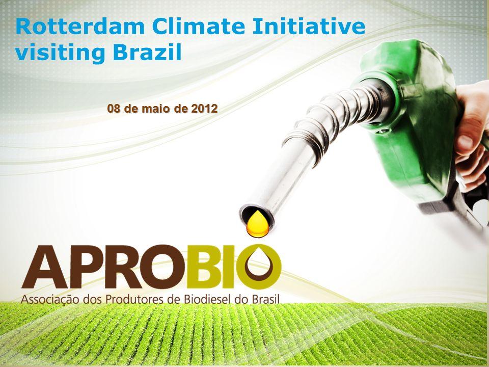 08 de maio de 2012 Rotterdam Climate Initiative visiting Brazil