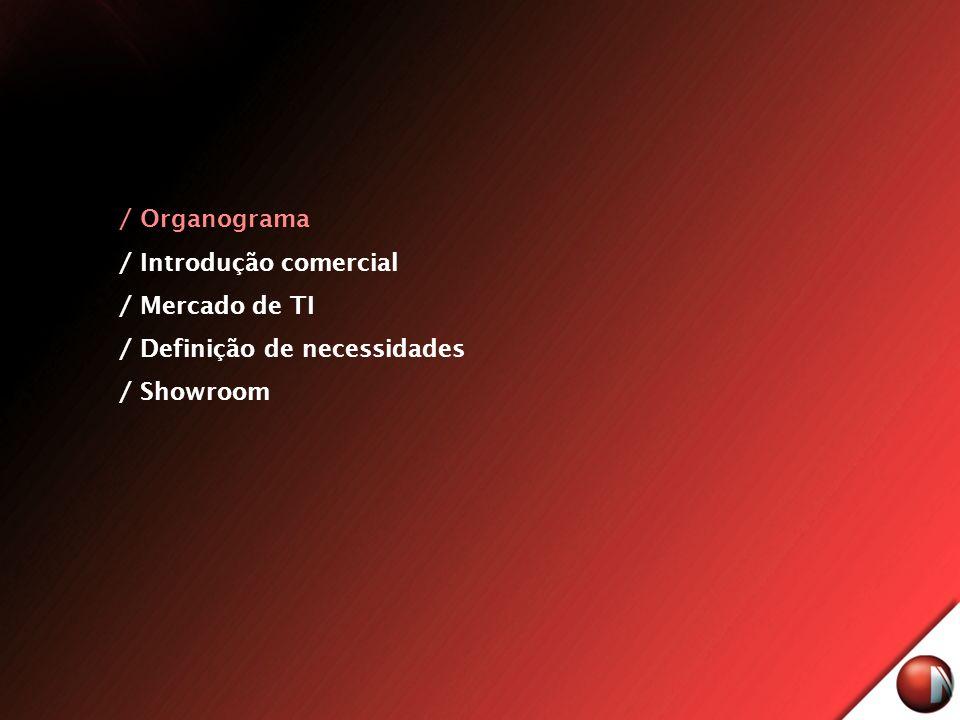 Organograma ThinNetworks Diretoria Executiva Comercial Gerência Executiva Marketing Administrativo Financeiro Diretoria Técnica Suporte de Canais Desenvolvimento Indústria Suporte Interno Presidência