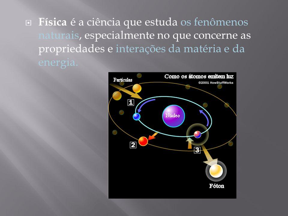 Física Nuclear Física de Partículas