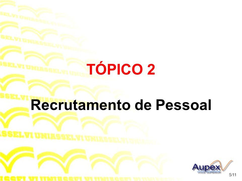 2 Recrutamento e desenho dos cargos a) Atribuições Principais; b) Identificação do cargo; c) Título do cargo; d) Escolaridade; e) Cursos Específicos; f) Experiência.