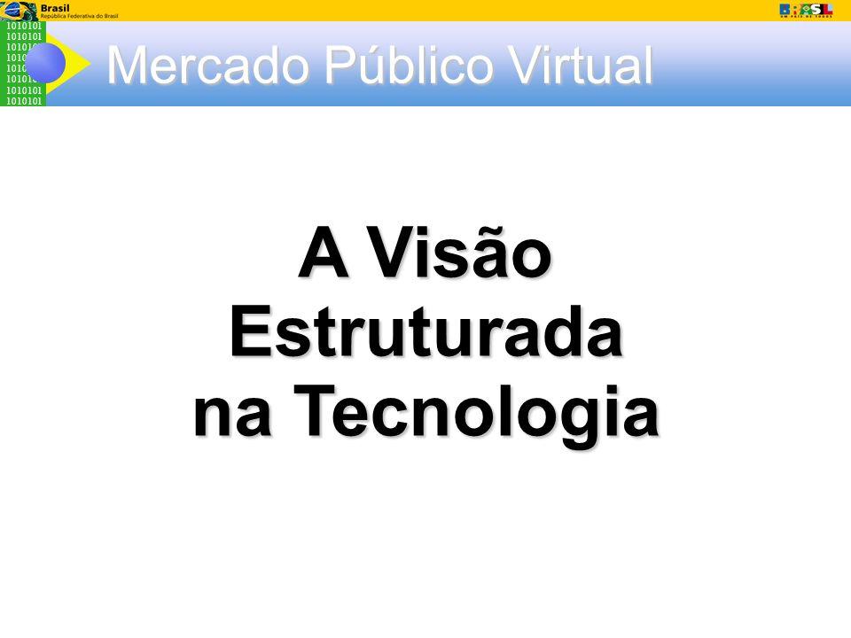 1010101 Mercado Público Virtual A Visão Estruturada na Tecnologia