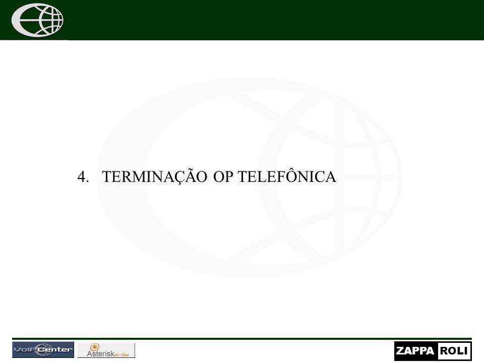 ZAPPAROLI 4.TERMINAÇÃO OP TELEFÔNICA
