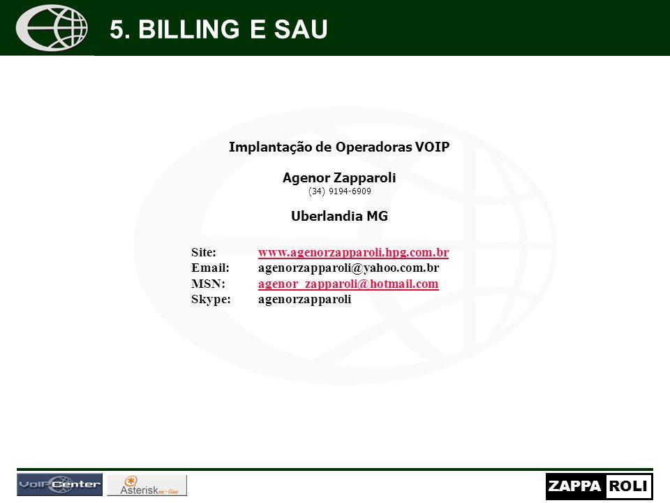ZAPPAROLI Implantação de Operadoras VOIP Agenor Zapparoli (34) 9194-6909 Uberlandia MG Nos campos marcados com * digite somente n ú meros (formata ç ã