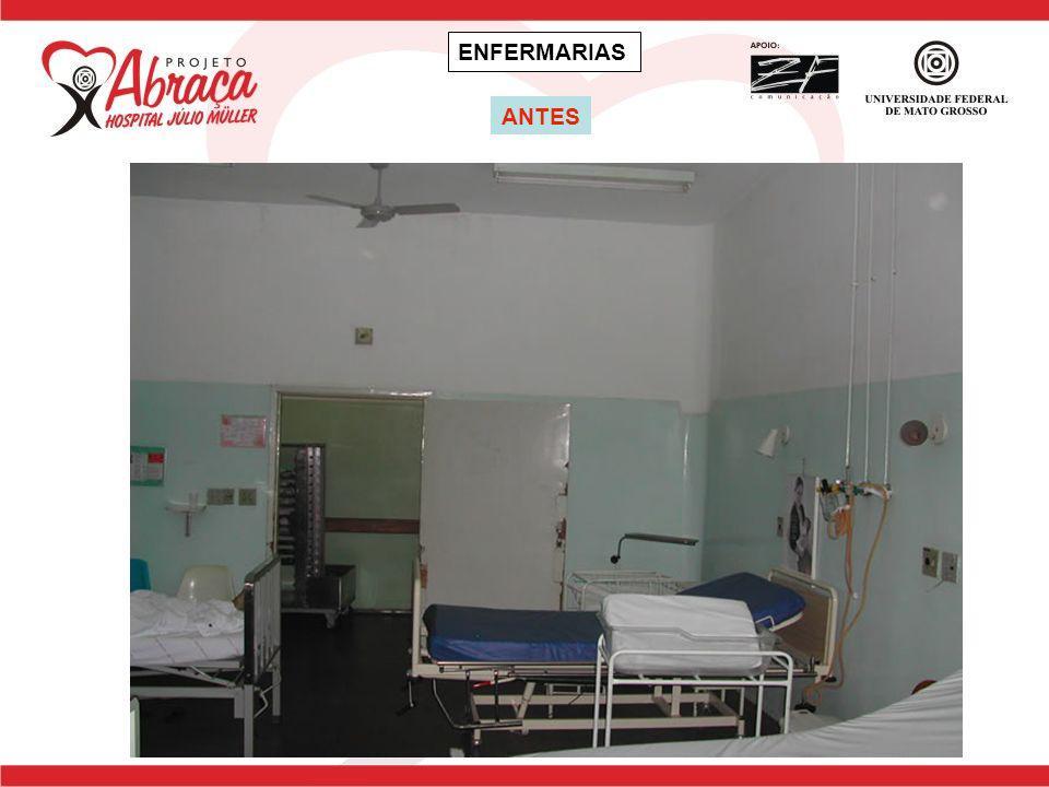 ENFERMARIAS ANTES